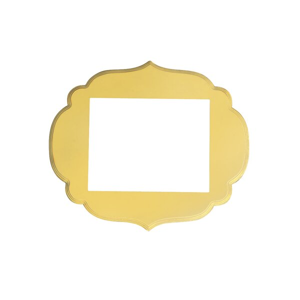 DwellStudio Motif Lemon Frame