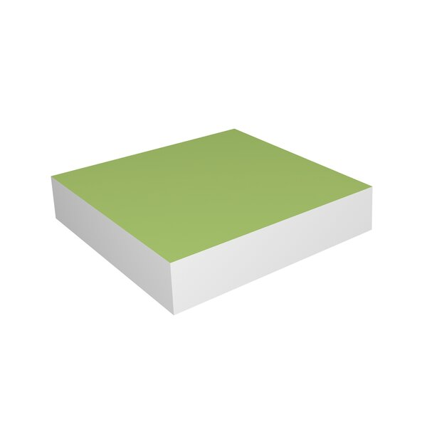 DwellStudio Lime Floating Small Shelf