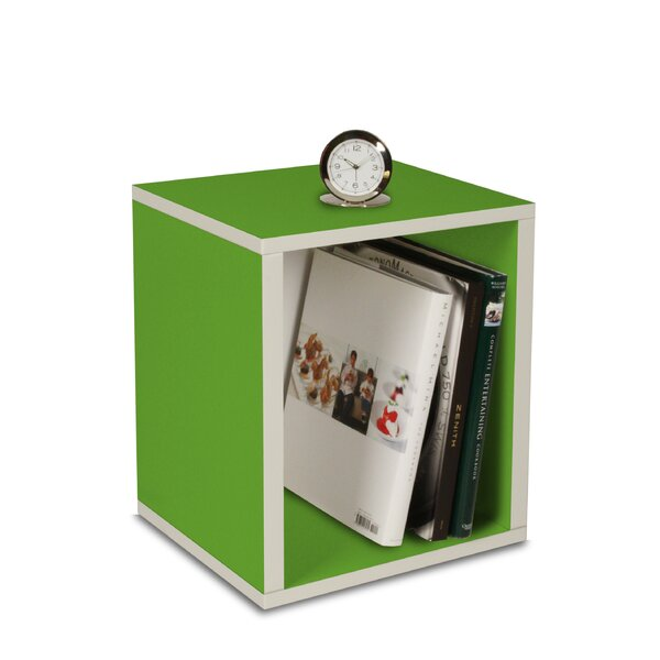 DwellStudio Cube Lime Storage