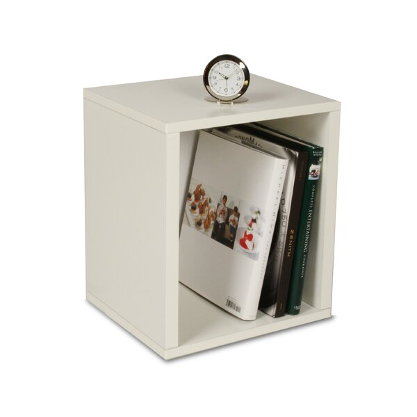 DwellStudio Cube White Storage