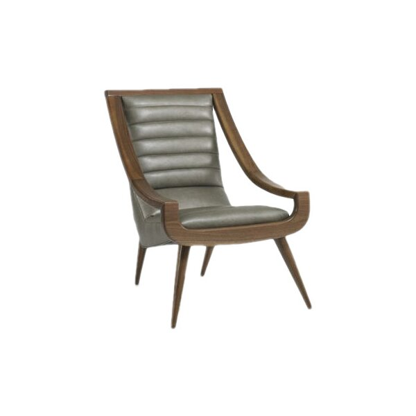 DwellStudio Leland Leather Chair