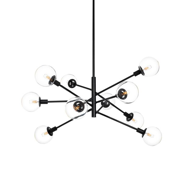 DwellStudio Orb 10 Light Pendant