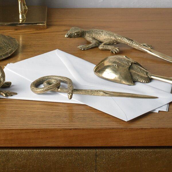 DwellStudio Snake Letter Opener