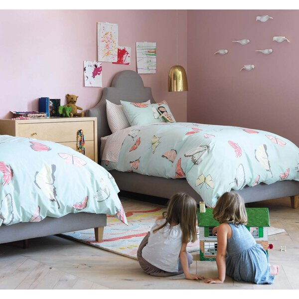 DwellStudio Butterfly Duvet Set