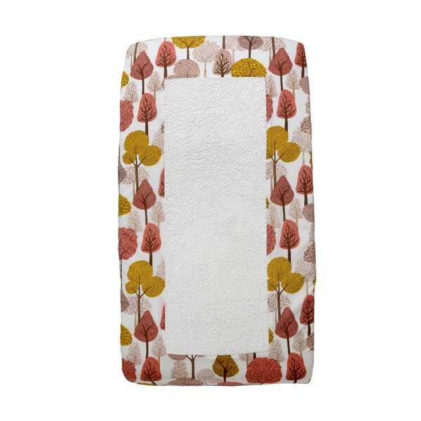 DwellStudio Treetops Changing Pad Cover