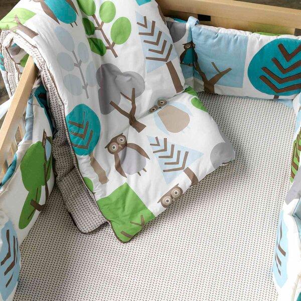 DwellStudio Owls Play Blanket