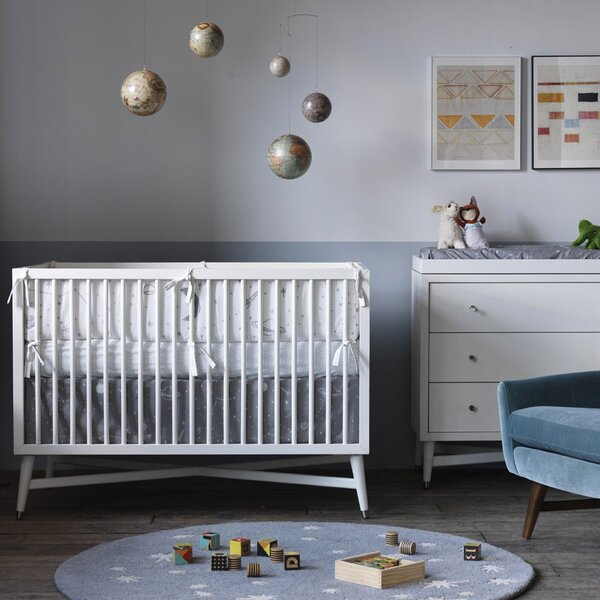 dwellstudio galaxy nursery bedding collection dwellstudio