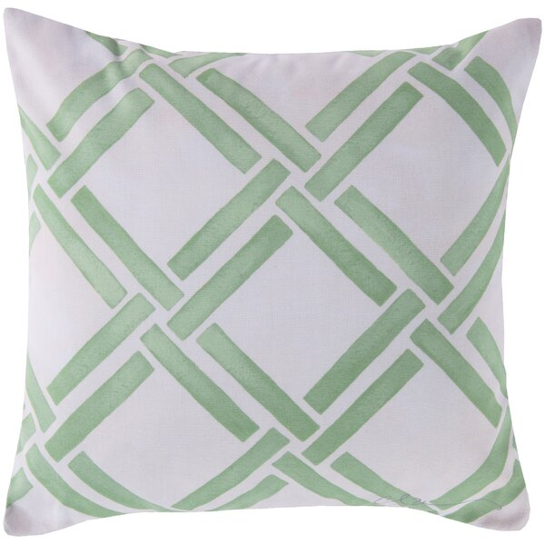 DwellStudio Gazebo Celery Outdoor Pillow