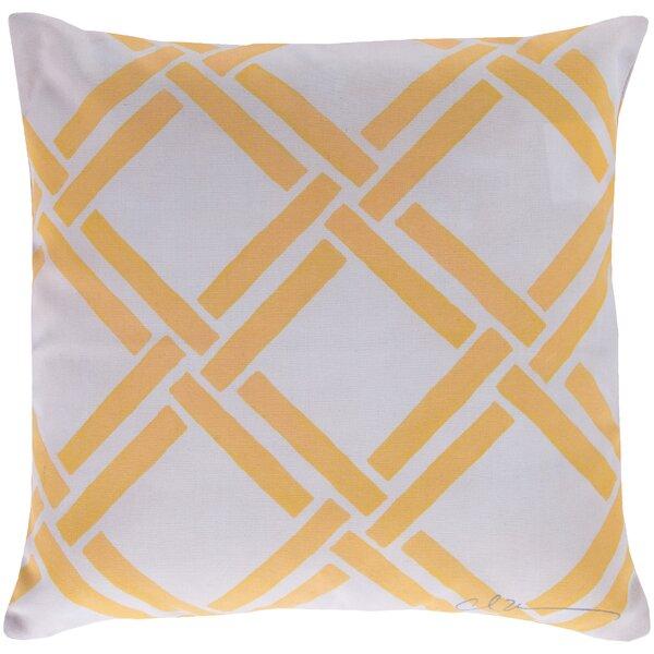DwellStudio Gazebo Lemon Outdoor Pillow