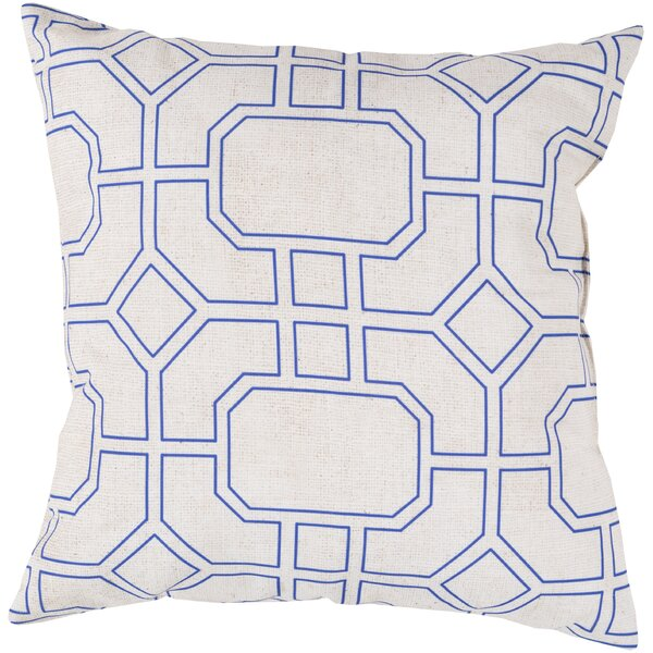 DwellStudio Trellis Marine Outdoor Pillow