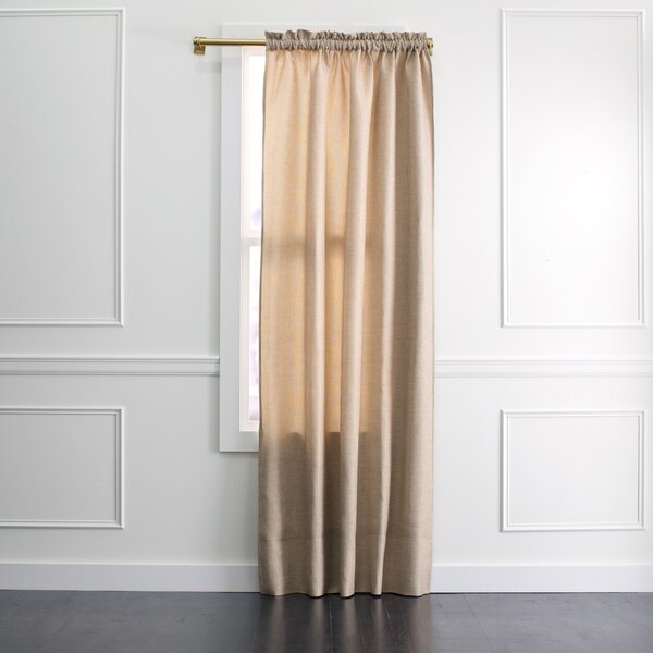 DwellStudio Cartwright Curtain Panel in Oatmeal
