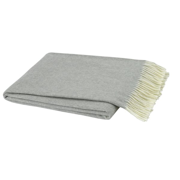 DwellStudio Herringbone Throw