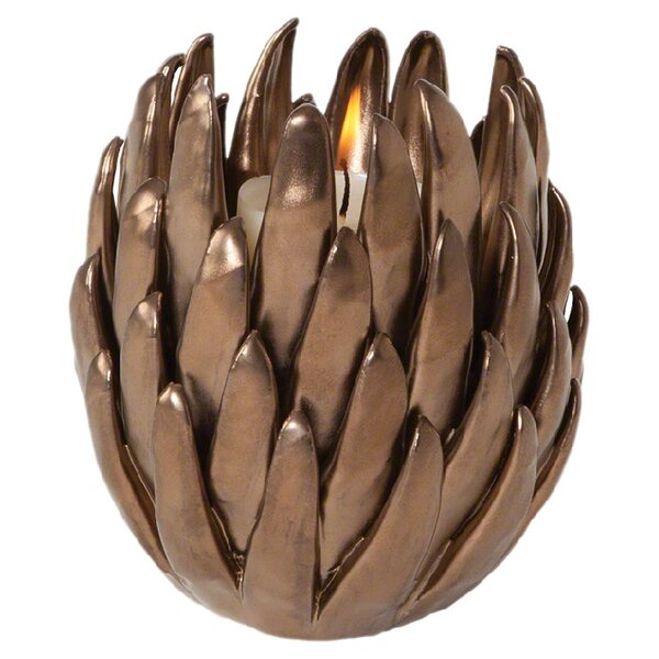 DwellStudio Monet Bronze Votive