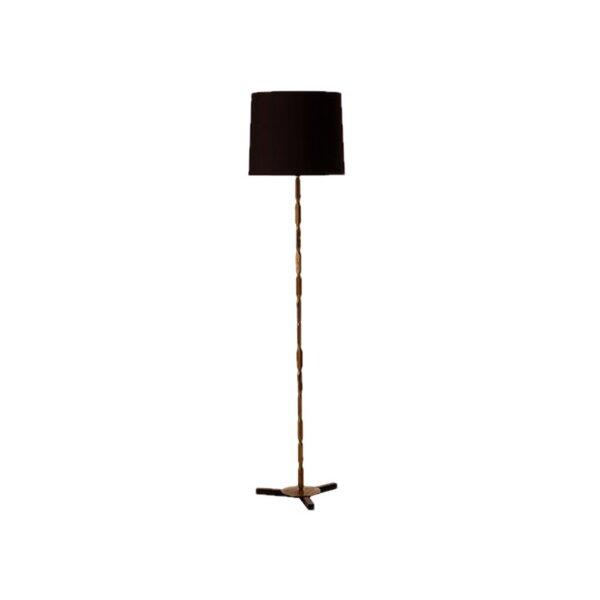 DwellStudio Bronze Link Floor Lamp