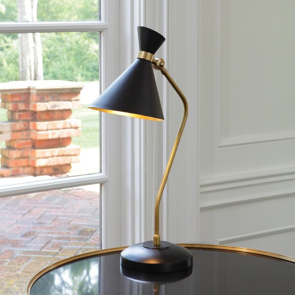 DwellStudio Cone Table Lamp with Empire Shade