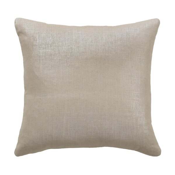DwellStudio Regency Linen Zinc Pillow