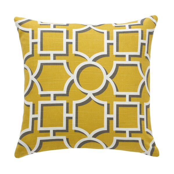 DwellStudio Vreeland Citrine Pillow