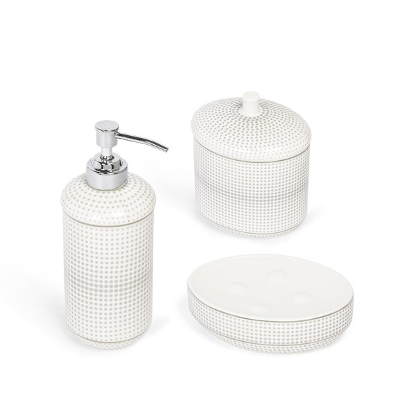 DwellStudio Astor Bathroom Accessories Collection