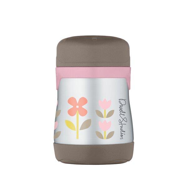 DwellStudio Rosette 7 oz Vacuum Insulated Food Jar