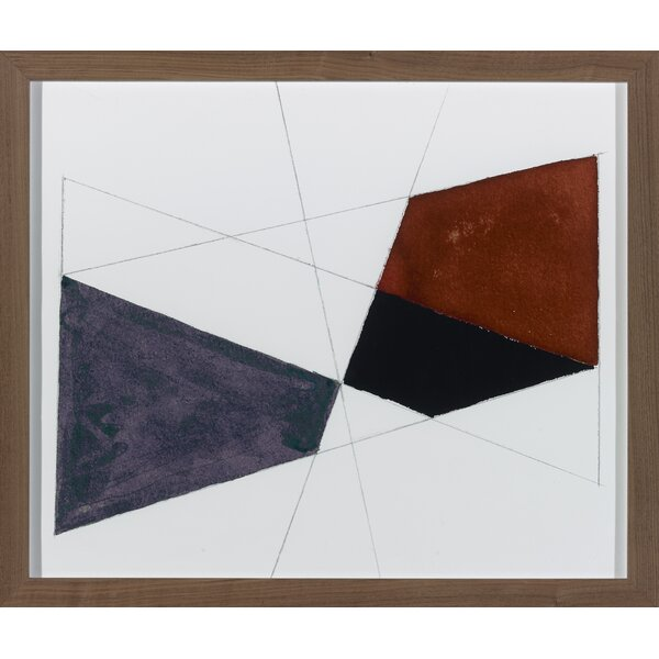 DwellStudio Plum Geometry