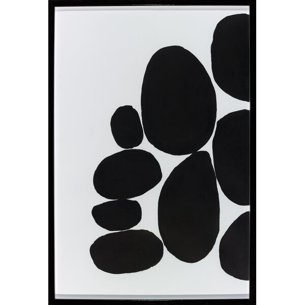 DwellStudio Black Stones I