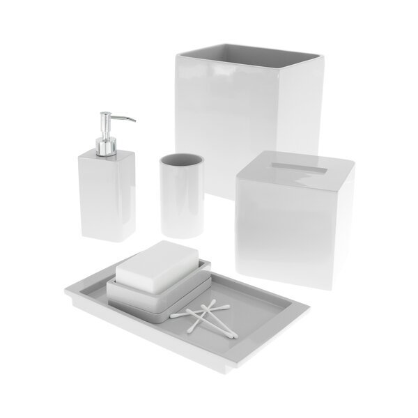 DwellStudio Vit Bathroom Accessories Collection