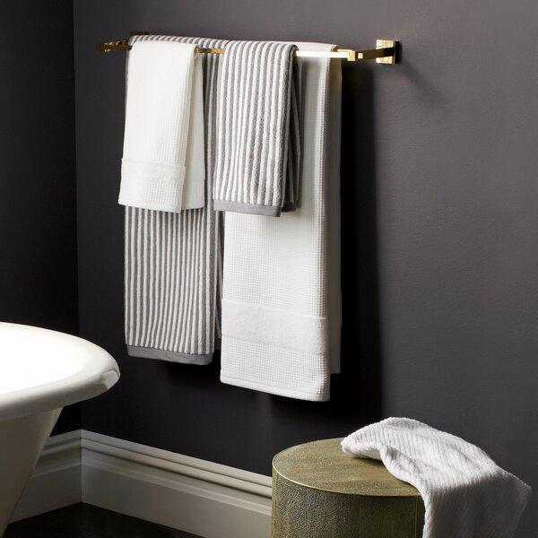 DwellStudio Mini Stripe 6 Piece Towel Set