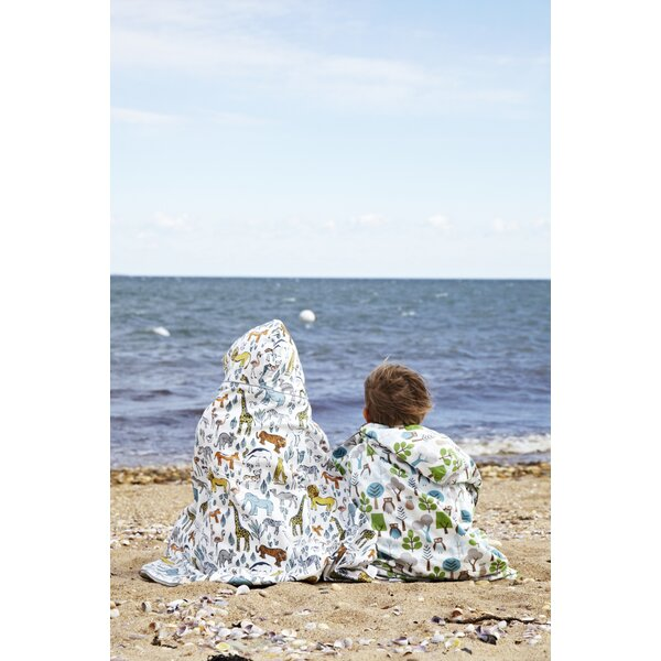 DwellStudio Safari Hooded Towel