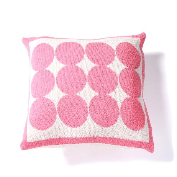 DwellStudio Graphic Dot Orchid Pillow