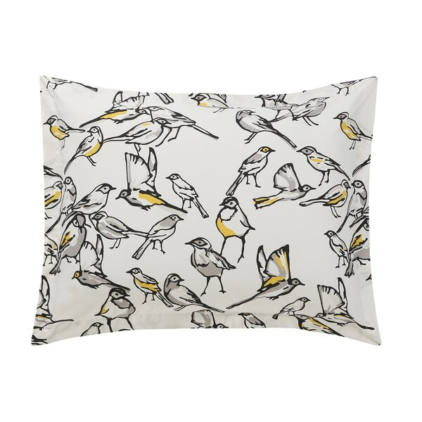 DwellStudio Aviary Sham