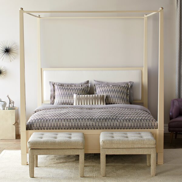 DwellStudio Alastair King Bed