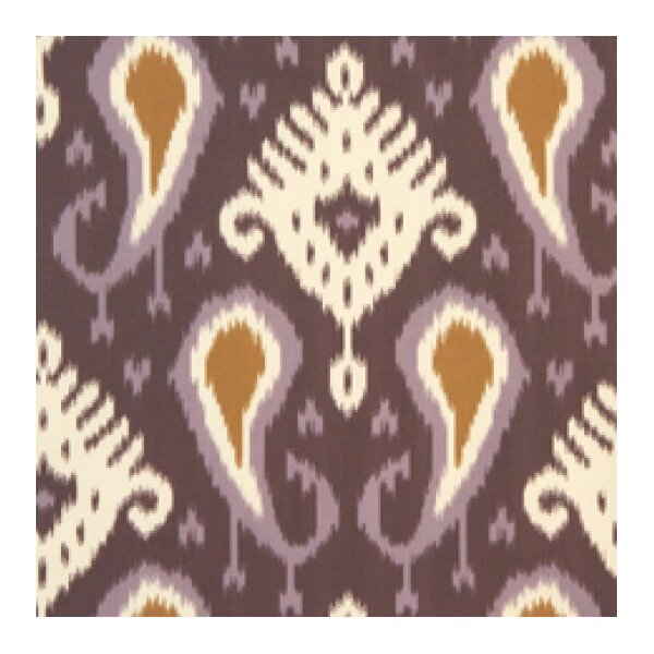 DwellStudio Batavia Ikat Fabric - Amethyst