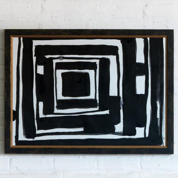 DwellStudio Maze Artwork
