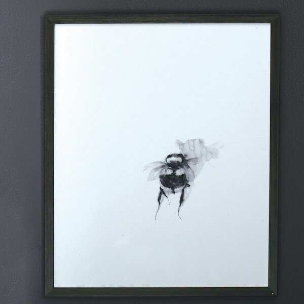DwellStudio Bee Artwork