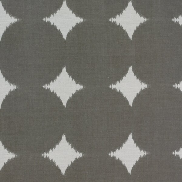 DwellStudio Dotscape Fabric - Charcoal