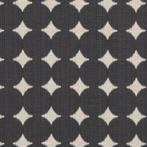 DwellStudio Dotscape Fabric - Jet