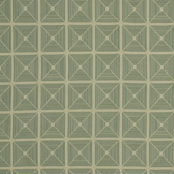 DwellStudio Pyramid Fabric - Jade