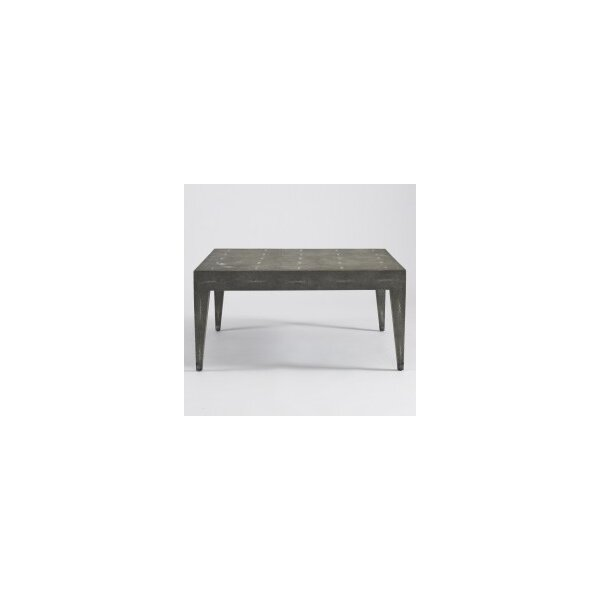 DwellStudio Klein Grey Shagreen Coffee Table