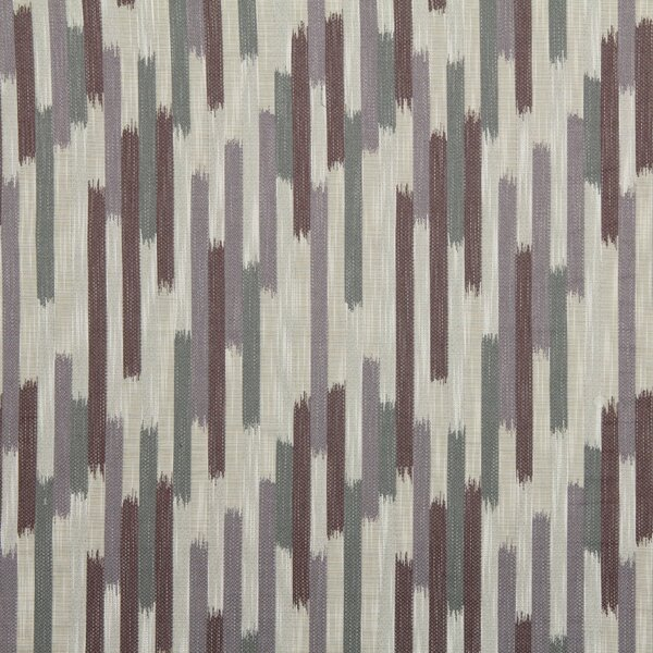 DwellStudio Ikat Blocks Fabric - Amethyst