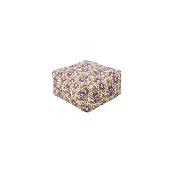 DwellStudio Ikat Outdoor Pouf