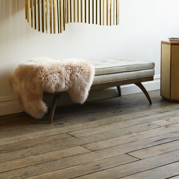 DwellStudio Erickson Leather Bench