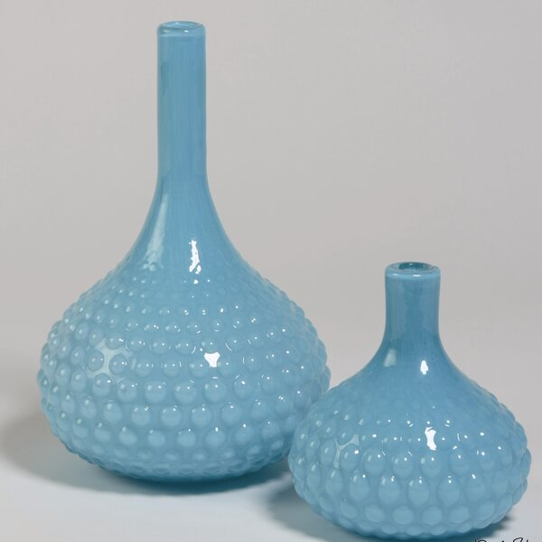 DwellStudio Glass Bulb Vase
