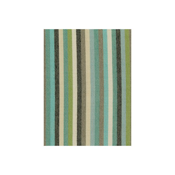 DwellStudio Striped Affair Fabric - Lime