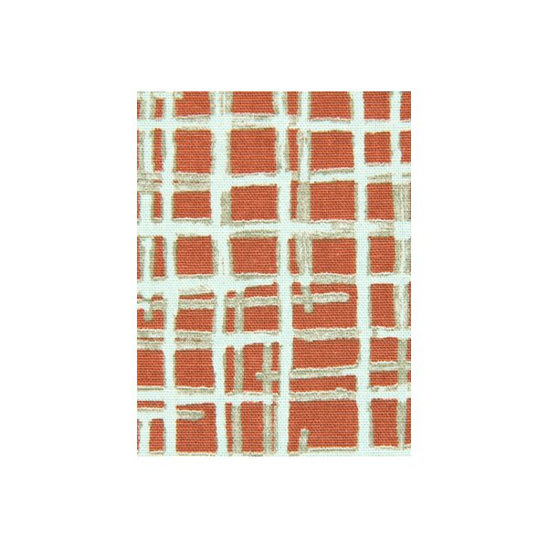 DwellStudio Unravel Fabric - Persimmon