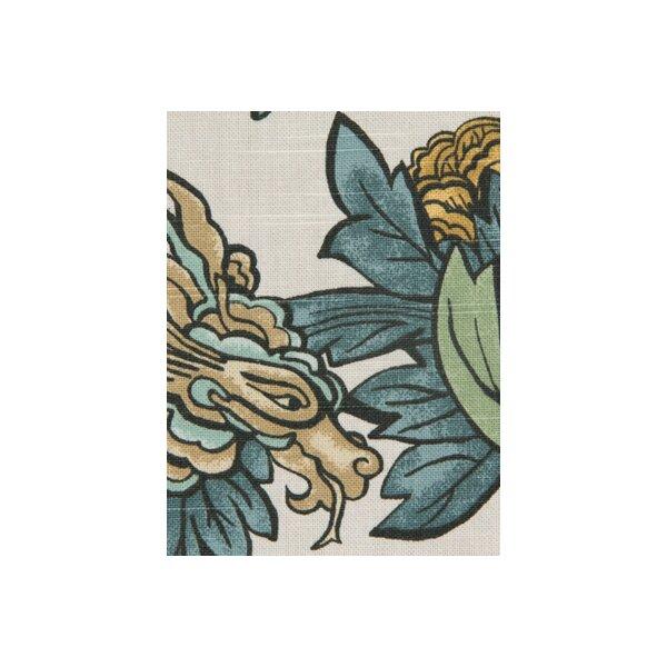 DwellStudio Ming Dragon Fabric - Midnight