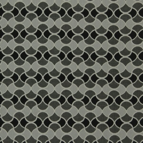 DwellStudio Carrington Fabric - Jet