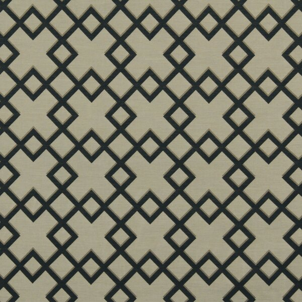 DwellStudio Cross Lane Fabric - Navy