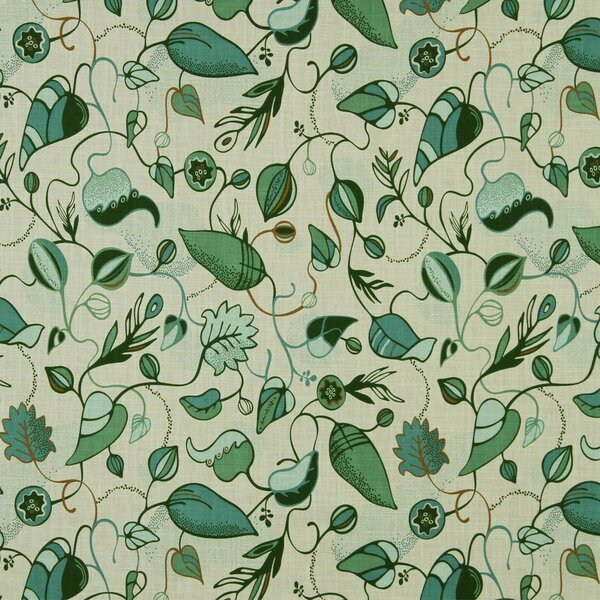 DwellStudio Magnus Fabric - Mineral Green