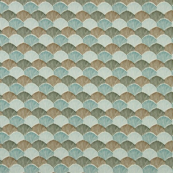 DwellStudio Ludlow Fabric - Mineral Green