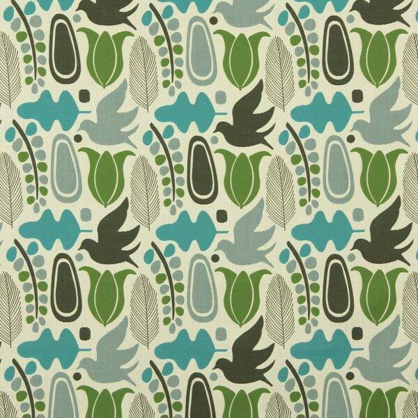 DwellStudio Finmark Fabric - Turquoise